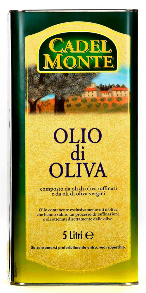 Cadelmonte Olivenöl zum Kochen (100446)
