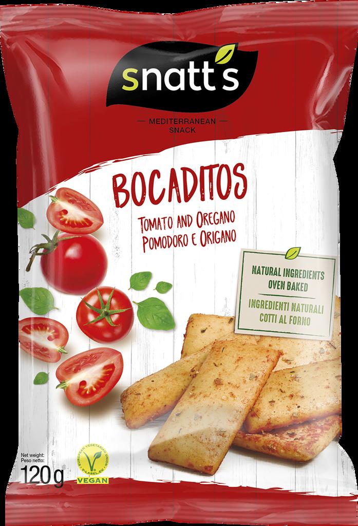 Snatt's Snack –  tomato and oregano (101769)