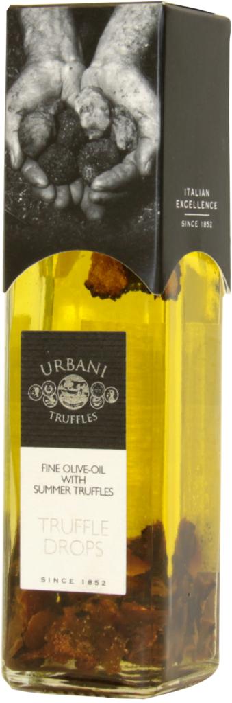 Urbani Olivenöl aromat. schwarze Trüffelstücke (102141)