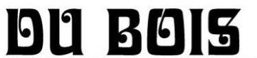 Du Bois Logo