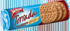 Nacional Bolacha Torrada – Biscuits süss (102658)