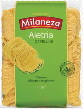 Milaneza Pasta Aletria Capellini (102672)
