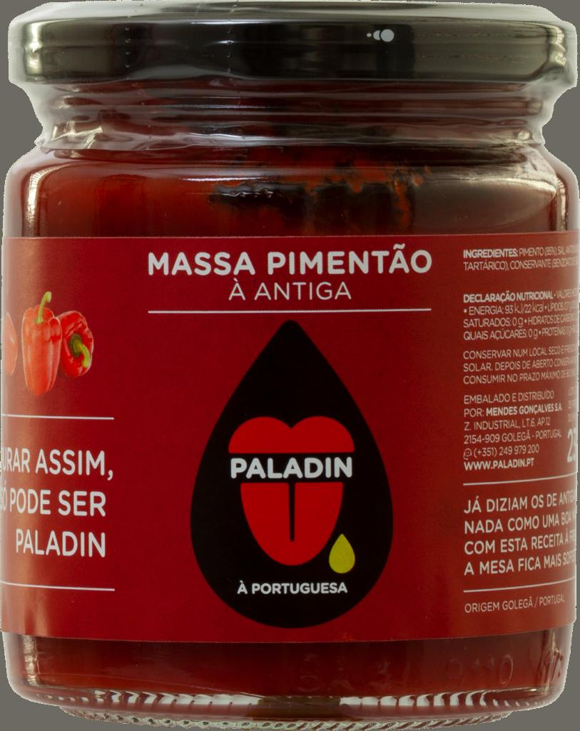 Paladin Paste of peperoni (102692)