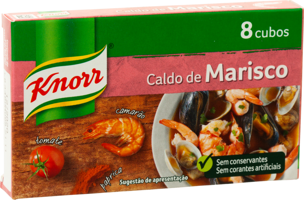 Knorr Broth of seafood (102696)