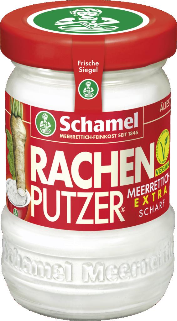 Schamel Rachenputzer – Meerrettich scharf (102789)