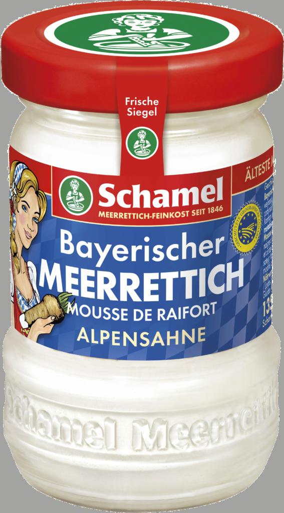Schamel Horseradish cream (102791)