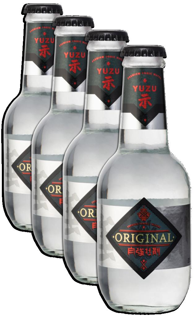 Original Premium Tonic Water Yuzu Ocha (102809)