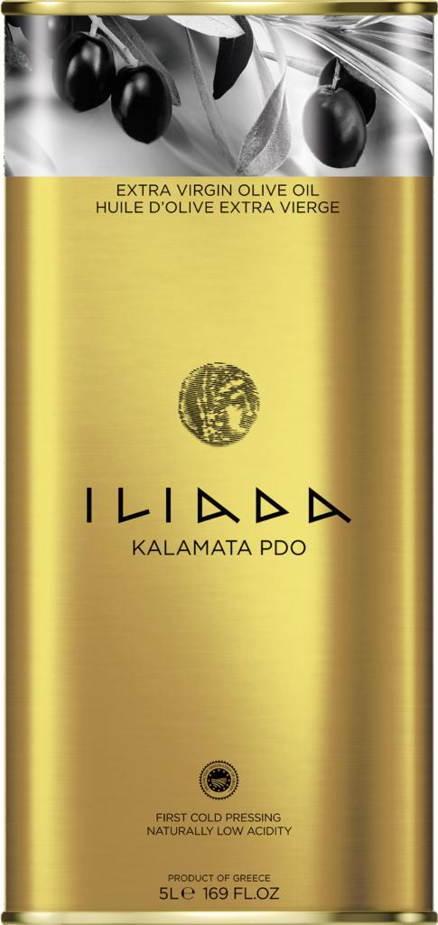 Iliada Huile d'olive extra vergine Kalamata PDO (103013)