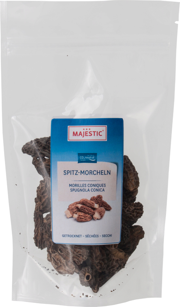 Majestic Morel special dried (110020)