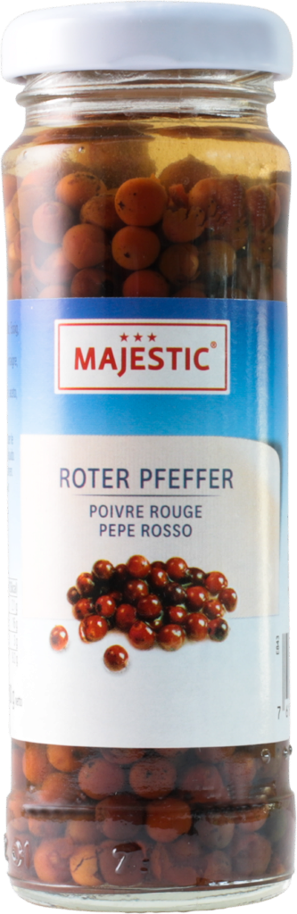Majestic Roter Pfeffer in Essig (110125)