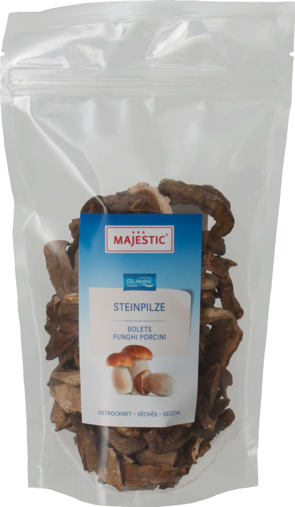 Majestic Dried cep mushrooms – 1er choice (110240)