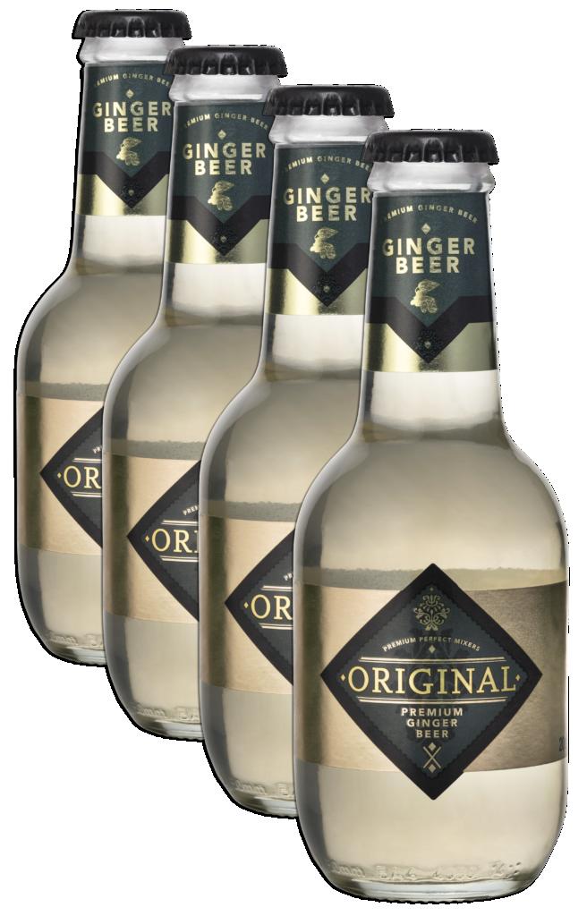 Original Premium Ginger Beer (110259)