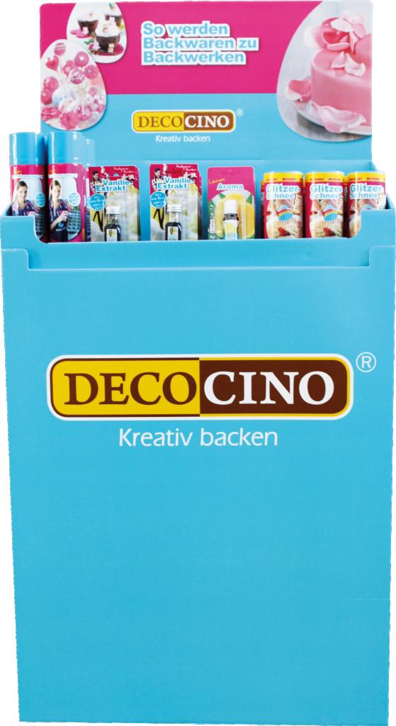 Decocino Decocino tray baking ingredients – 39 pc (110386)