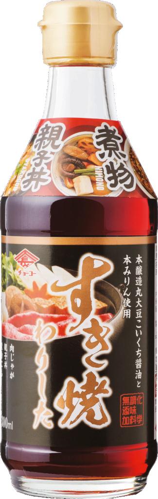 Choko Shoyu Sukiyaki Warishita Sauce (110453)