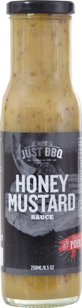 Not Just BBQ Honig Senf Sauce (110574)