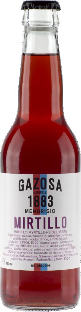 Gazosa 1883 Lemonade Mirtillo (blueberry) (110585)