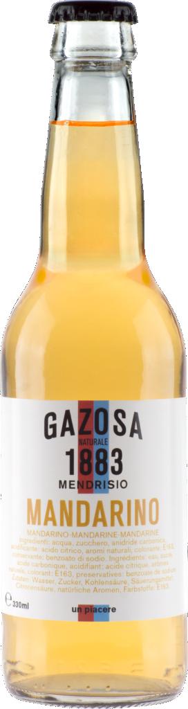 Gazosa 1883 Lemonade Mandarino (mandarin) (110587)