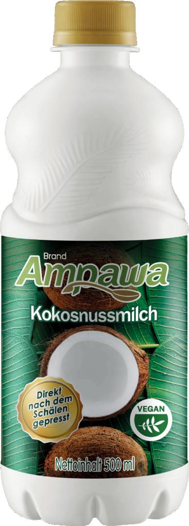 Ampawa Coconut milk (110730)