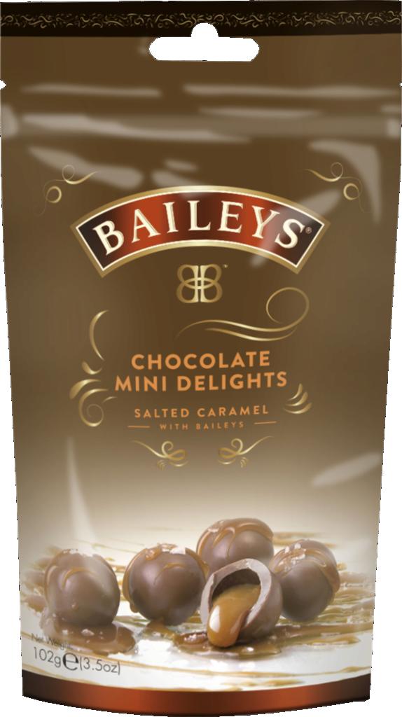 Baileys Chocolate Mini Delights salted caramel (110837)
