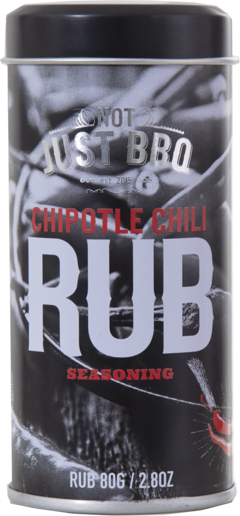 Not Just BBQ Chipotle Chili Rub (110917)