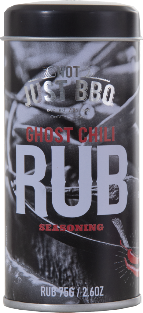 Not Just BBQ Ghost Chili Rub (110918)