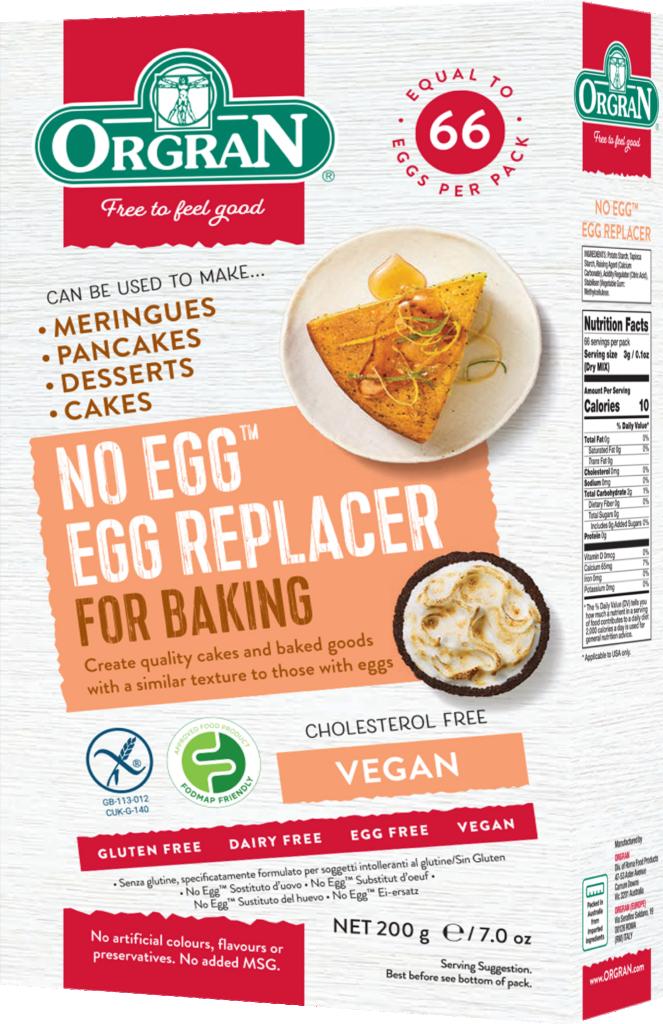 Orgran No Egg – vegan egg replacer for baking (111009)