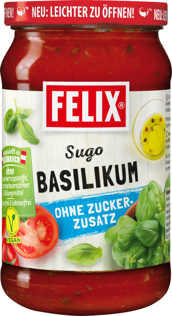 Felix Sugo basil without added sugar (111091)