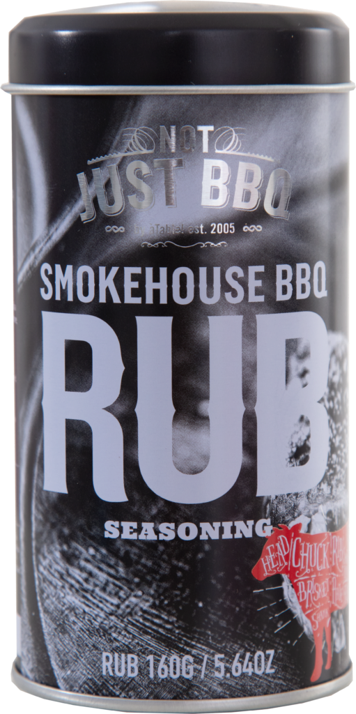 Not Just BBQ Smokehouse (Rub) Seasoning (111295)