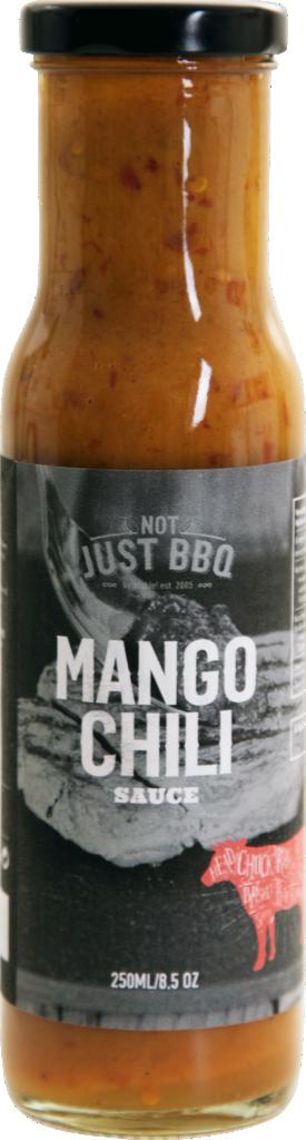 Not Just BBQ Mango Chili Sauce (111308)