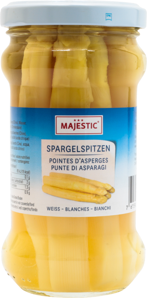 Majestic Asparagus tips white (13270)