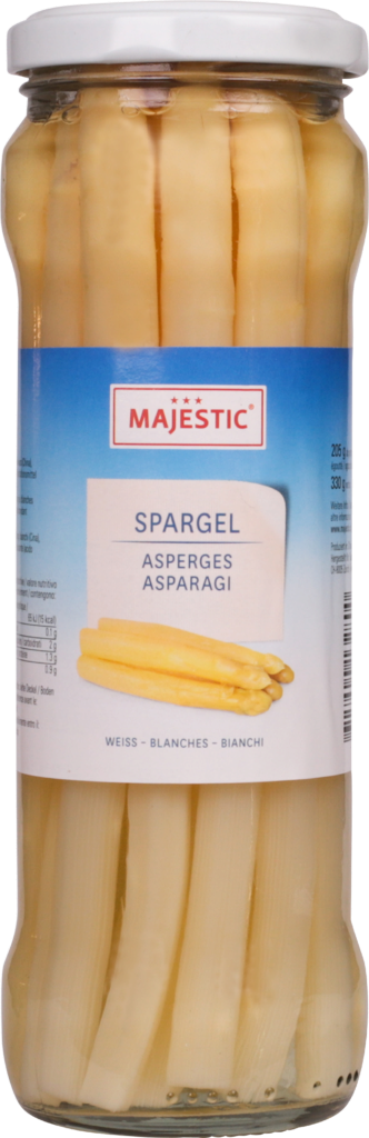 Majestic Asparagus spears white (13280)