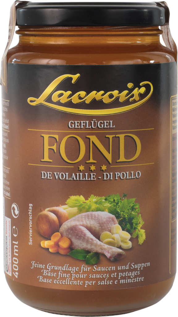 Lacroix chicken stock (19315)