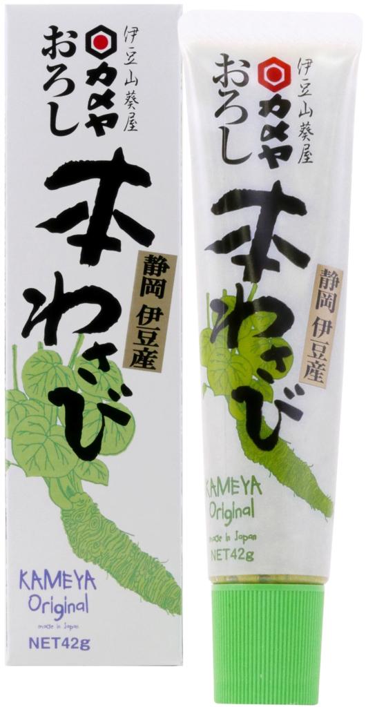 Kameya Pâte wasabi – Qualité superieure (229001)