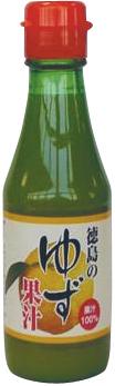 Tokushima Yuzu juice 100% (229008)
