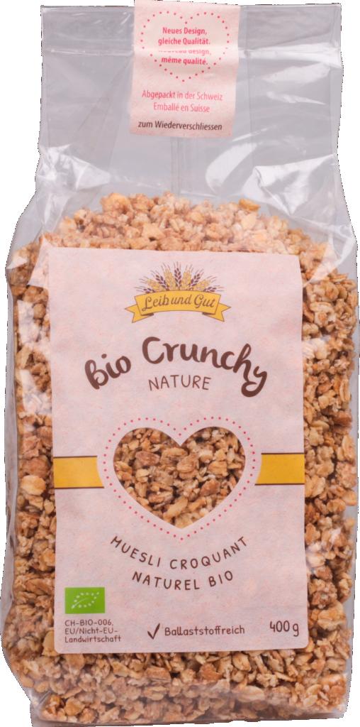 Leib und Gut crunchy muesli ORGANIC (24136)