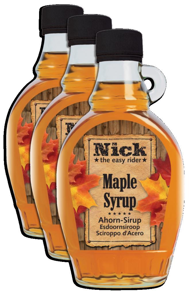 Nick Easy Ryd Maple sirup (63475)