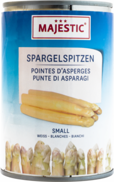 Majestic Asparagus tips white – small (100007)