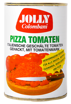 Jolly Pizza tomatoes (100648)