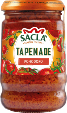 Saclà Tapenade from dried tomatoes (100736)