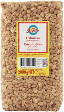Sun Valley Erdnüsse 40/50 Vacuum (100740)