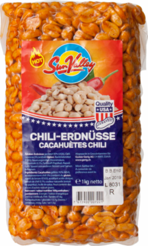 Sun Valley Cacahuètes Chili (100741)