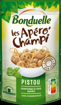 Bonduelle Apéro Champi Pistou (100785)