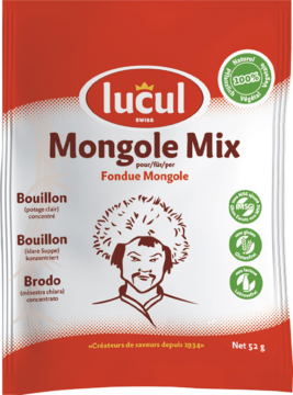 Lucul Mongole Mix – Fondue (101268)