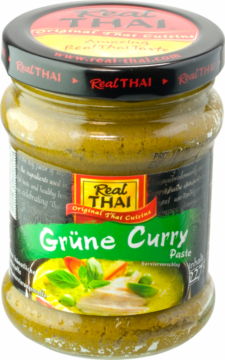 Real Thai Green curry paste (101527)