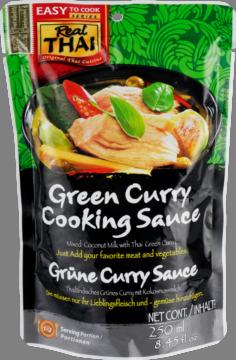 Real Thai Grüne Curry Sauce (101538)