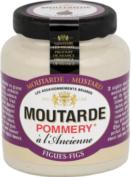 Pommery Mustard Figues (101804)