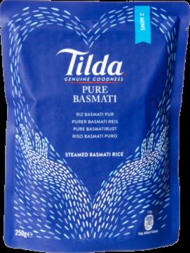 Tilda Rice Basmati pre-steamed (102249)