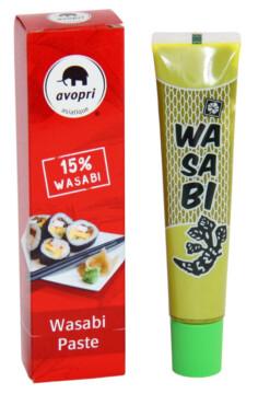 Avopri Wasabi paste – 15% real wasabi (102257)