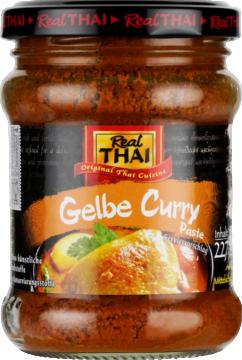 Real Thai Gelbe Curry Paste (102500)