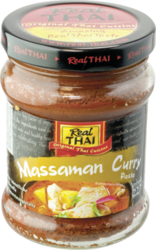 Real Thai Curry Massaman paste (102501)